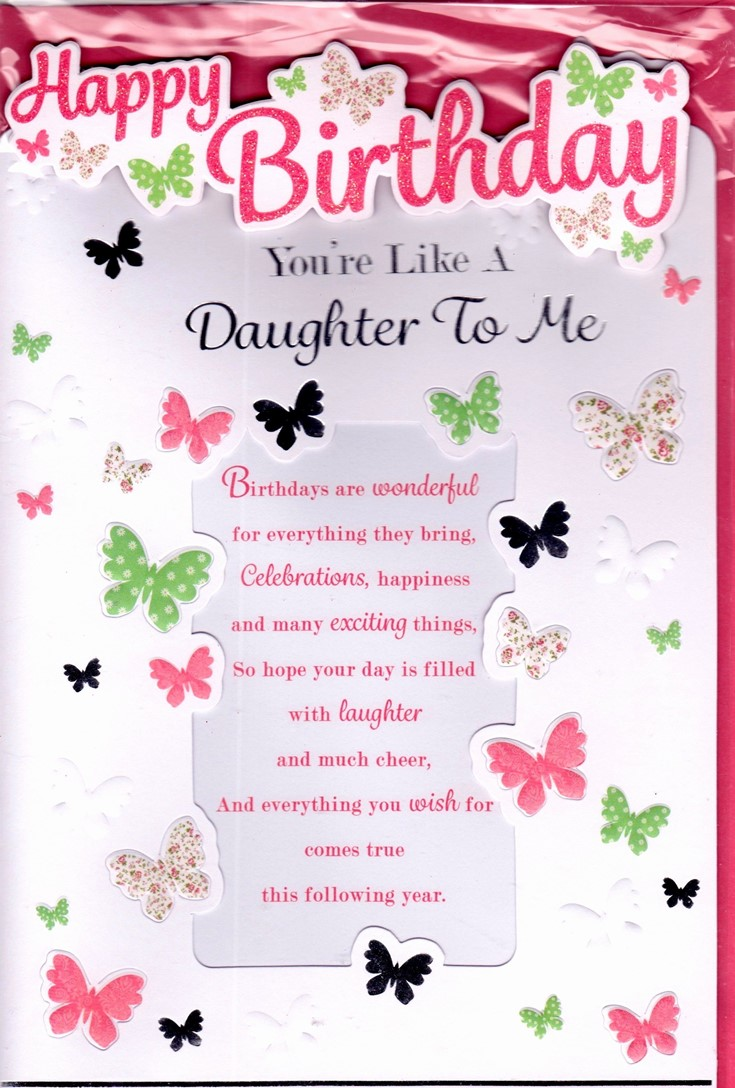 26 Happy Birthday Wishes for Daughters Best Messages Quotes 5