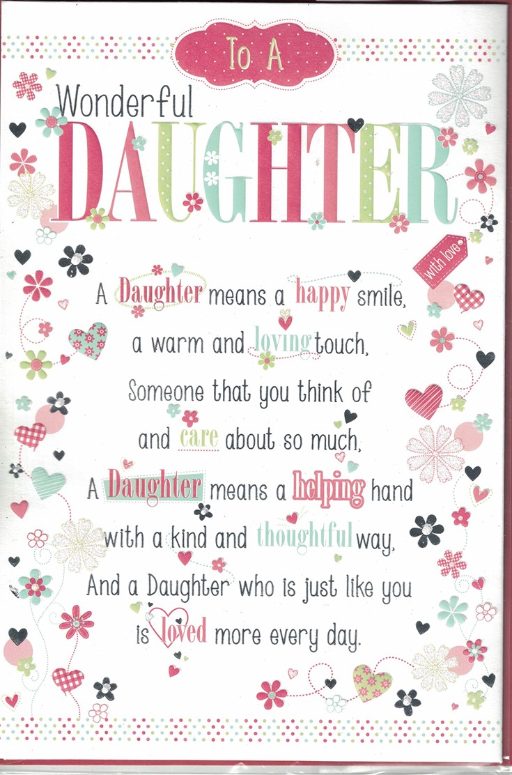 26 Happy Birthday Wishes for Daughters Best Messages Quotes 7