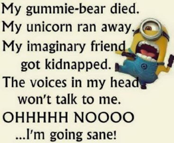 Funny Minions Quotes of the Week funny minion sayings funny things to text people to make them laugh