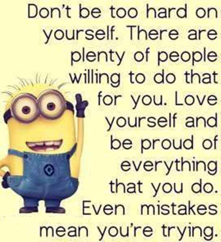 Funny Minions Quotes of the Week funny jokes messages