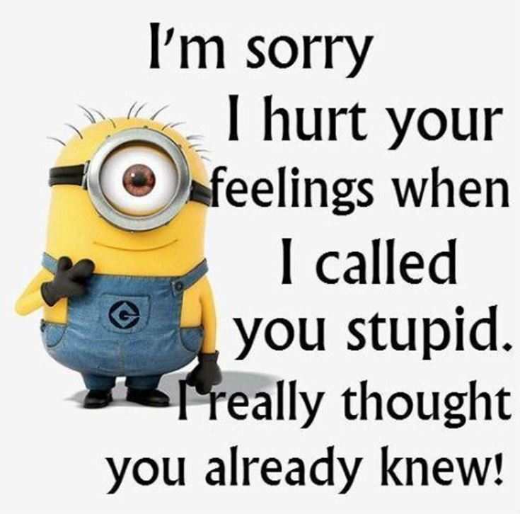 Funny Minions Quotes of the Week 5