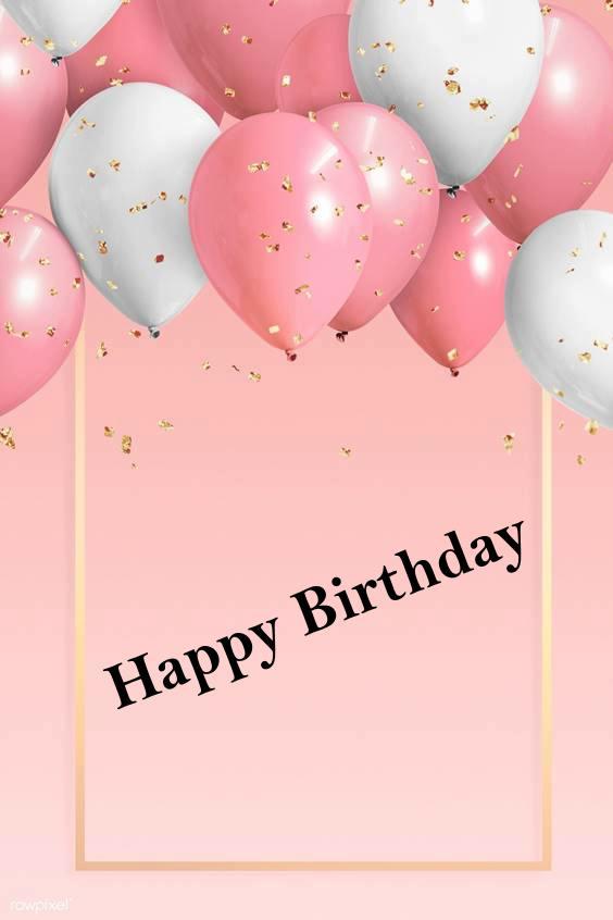 happy birthday format text
