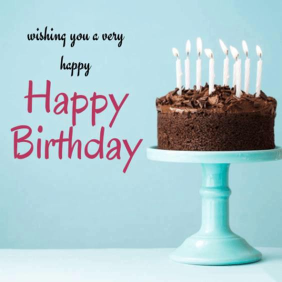 happy birthday have a beautiful day