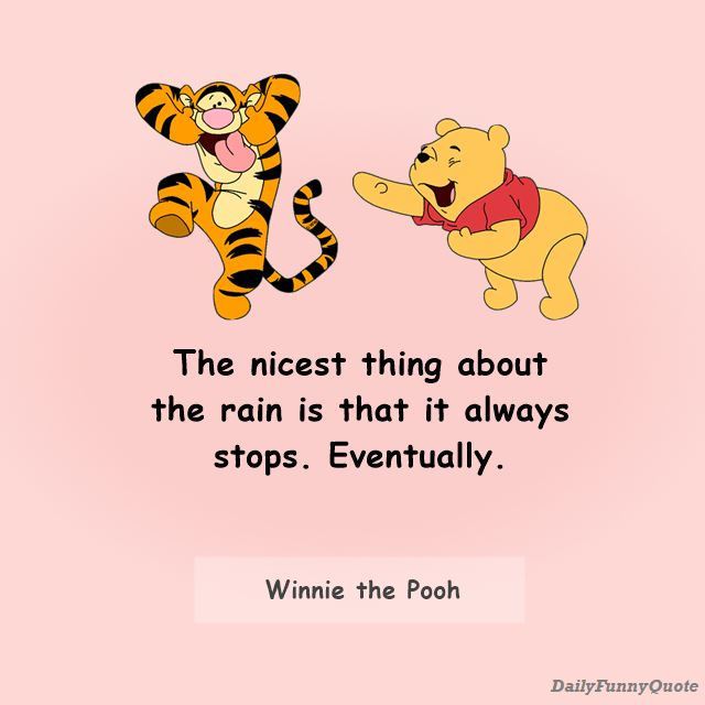 Winnie the Pooh quotes on being lucky