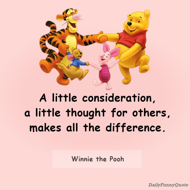 heart touching Winnie the Pooh quotes