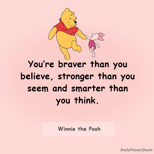 winnie the pooh quotes about care