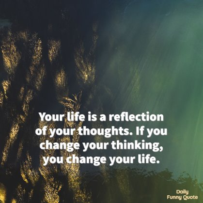 daily reflection quotes