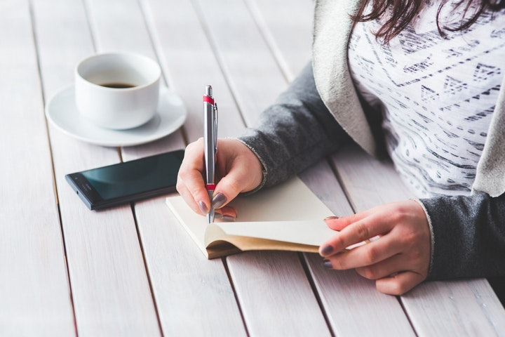 inspirational quotes about journaling