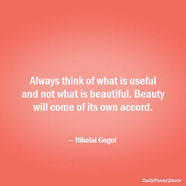 quotes about being beautiful in your own way