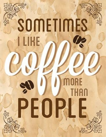 Funny Coffee Quotes 33