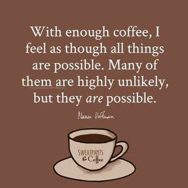 Funny Coffee Quotes 38