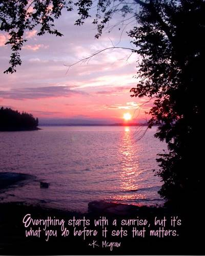 Sunrise Quotes Sayings About Morning Images 22