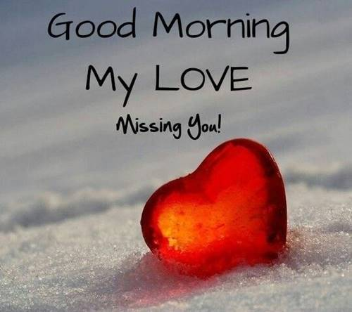 50 Romantic Good Morning Love Messages Morning Wishes 23
