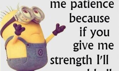 45 Hilariously Funny Minion Pictures With Quotes 30