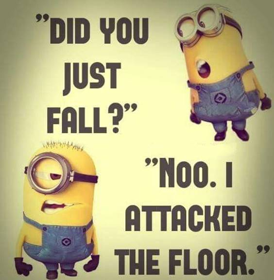 45 Hilariously Funny Minion Pictures With Quotes 7