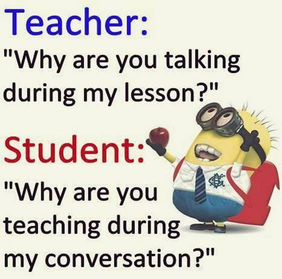 45 Hilariously Funny Minion Pictures With Quotes 8
