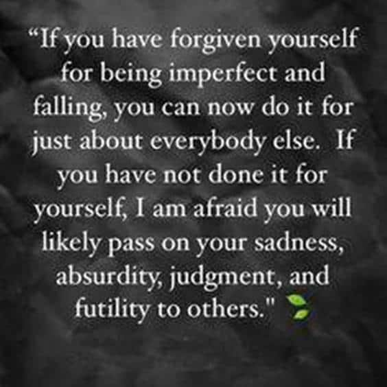 50 Forgive Yourself Quotes Self Forgiveness Quotes images 29