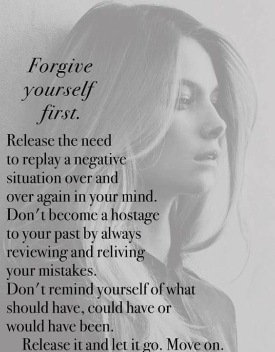 50 Forgive Yourself Quotes Self Forgiveness Quotes images 31