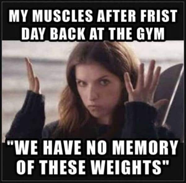 funny workout quotes Funny gym Quotes and Sayings Of All Time