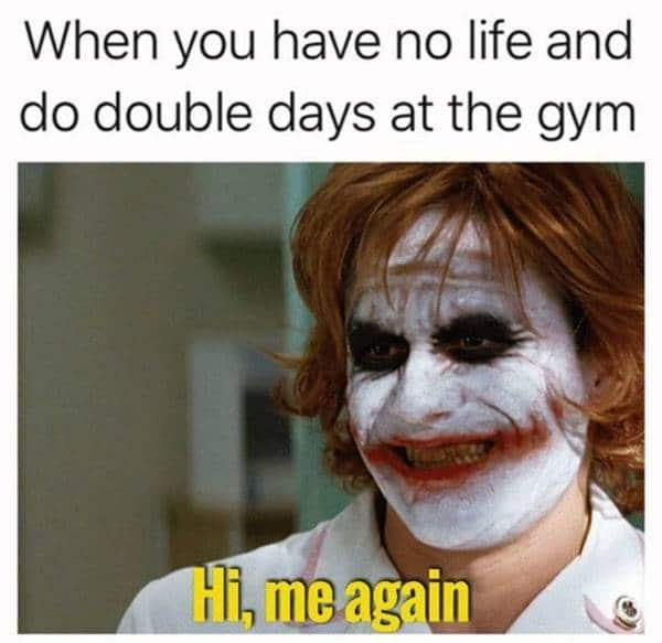 gym joke quotes and fitness sayings funny