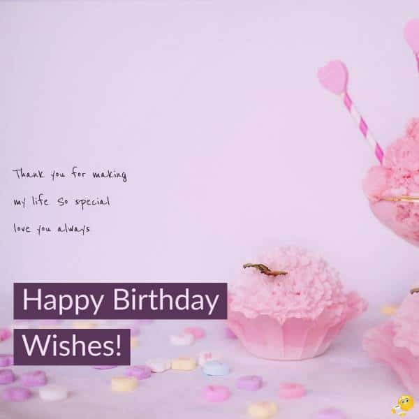 Romantic Birthday Wishes & messages for husband, wife, boyfriend