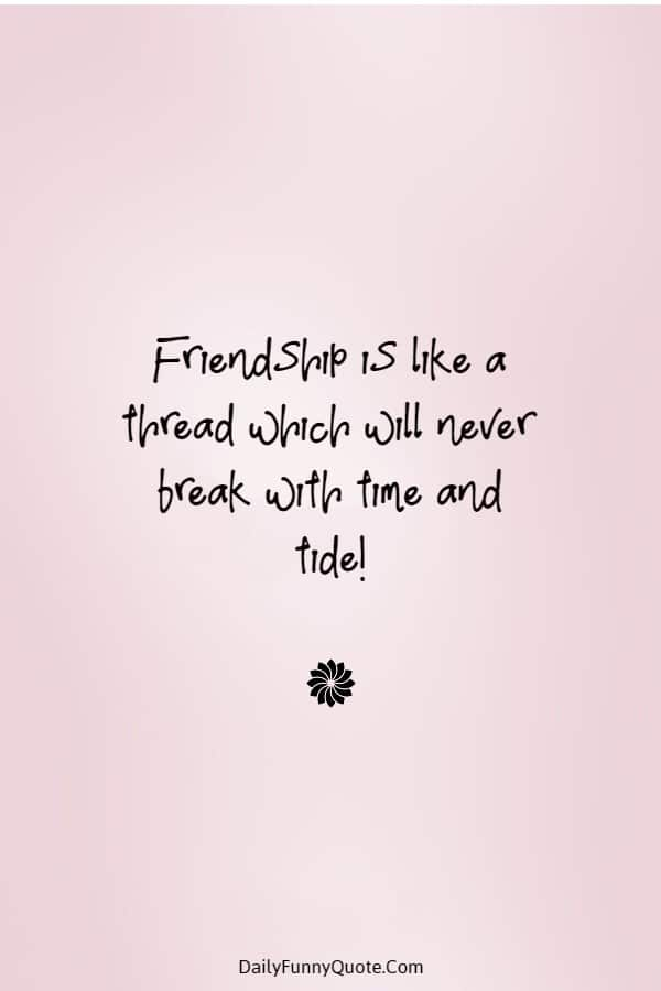 45 Best Friend Quotes Cute Friendship Thoughts | short friendship quotes, friendship is, what is a friend quotes