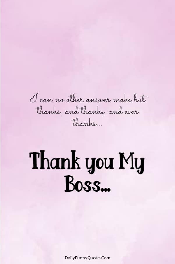 115 Appreciation Quotes for Boss Managers | Best boss  quotes, Boss day quotes, Gifts for boss