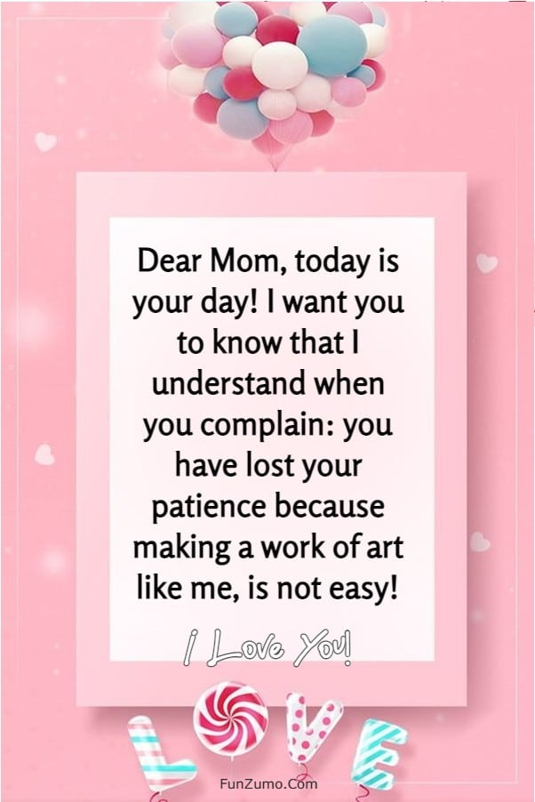 150 Funny Mothers Day Messages That Will Make Mom Laugh | Happy mother day quotes, Mothers day funny quotes, Mothers day quotes
