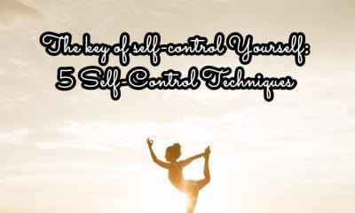 The key of self control Yourself 5 Self Control Strategies