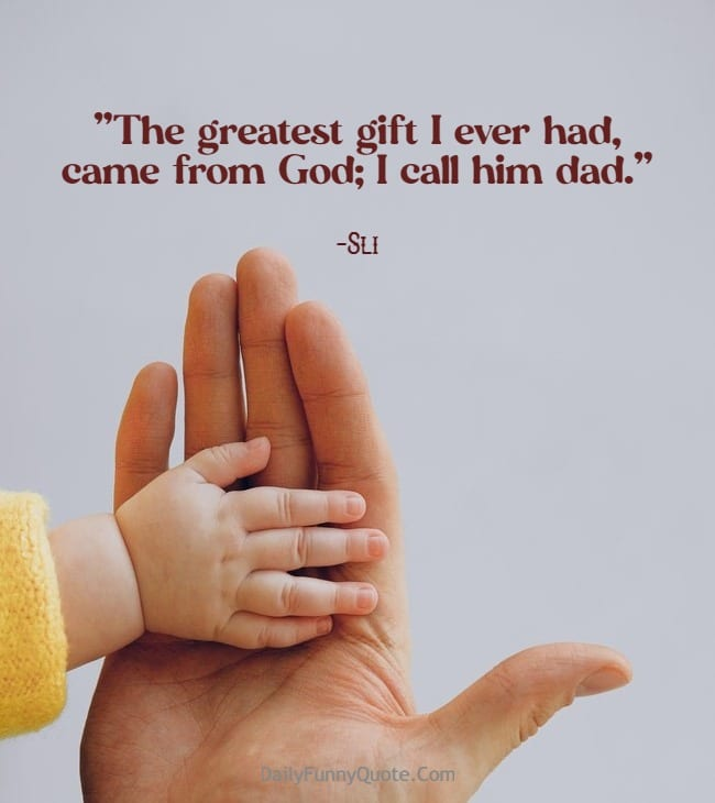 quotes for dad from son
