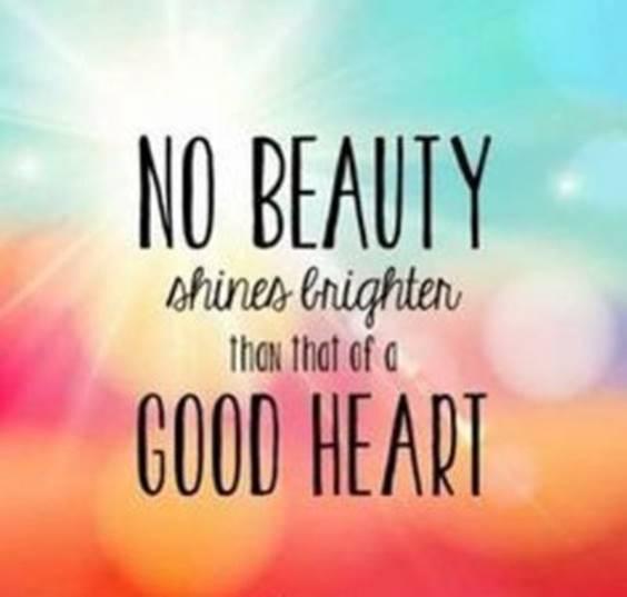 Having A Big Heart Quotes