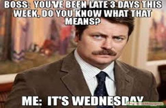 Wednesday Meme Clean