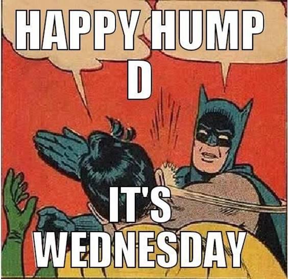 happy funny wednesday memes