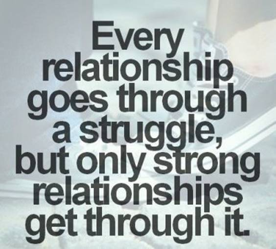 Challenging Quotes About Relationship