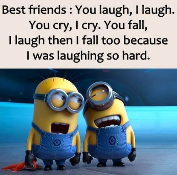 Best Friend Funny Quotes On Clever Friends