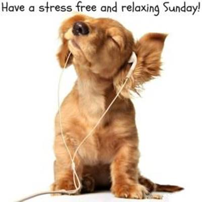 Sunday quotes black and white imgs - Have a stress-free and relaxing Sunday!