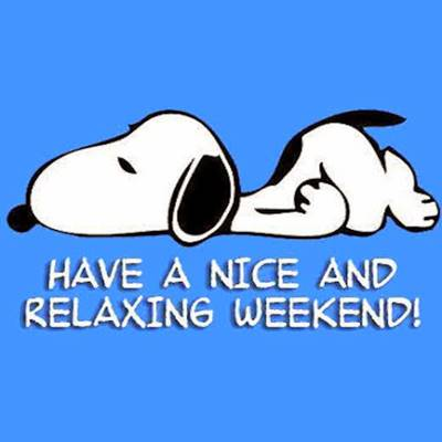 Best Sunday Quotes - Have a nice and relaxing weekend!