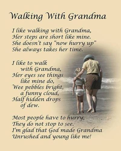 """45 grandparents quotes """"God couldn't be everywhere and so he made grandparents"""""""