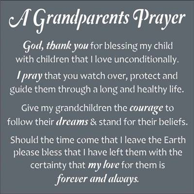 """45 grandparents quotes """"Some of our greatest blessings call us Grandma & grandpa."""""""