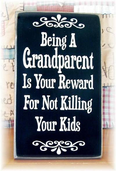 """45 grandparents quotes """"Grandmother is a little bit parent, a little bit teacher, and a little bit best friend."""""""