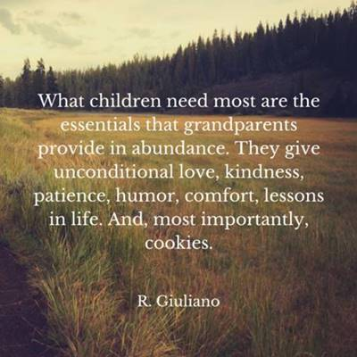 """45 grandparents quotes """"If it wasn't hard, everyone would do it. It's the hard that makes it great."""""""