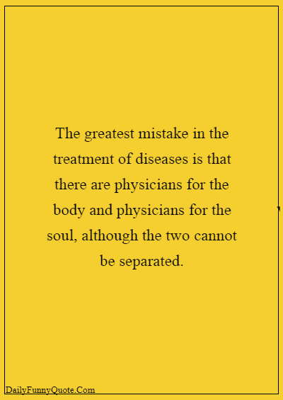 inspiring doctor quotes