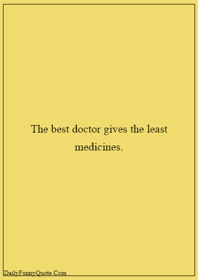 Proud To Be A Doctor Quotes