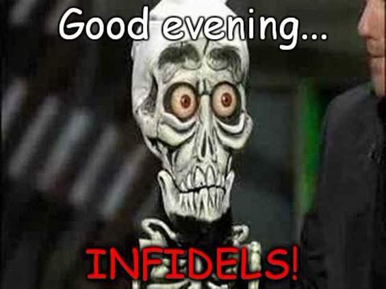 good evening memes