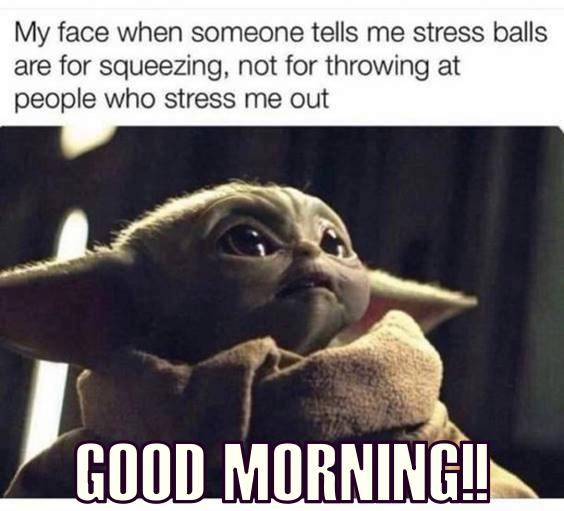 good morning memes