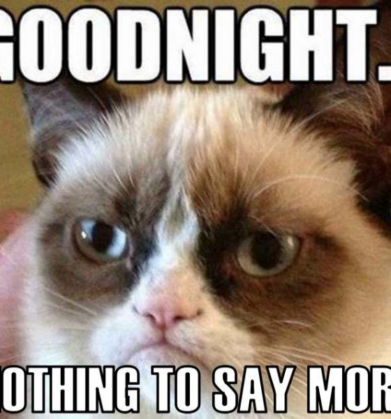 goodnight memes images