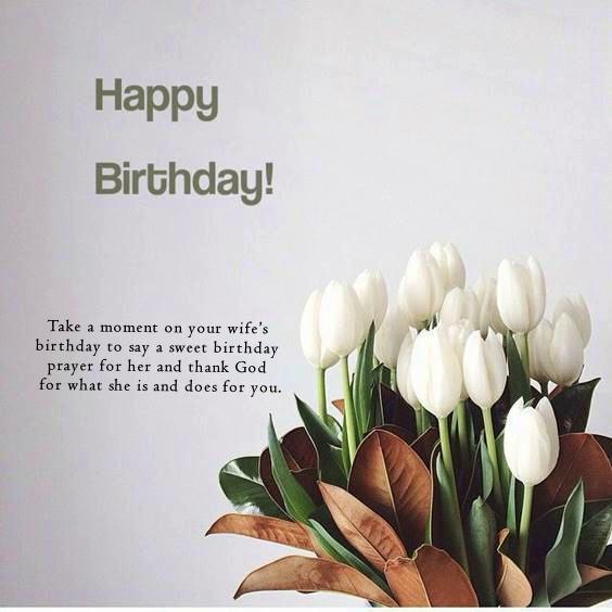 best birthday prayer
