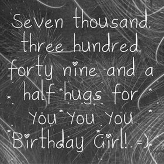 birthday prayer to a female friend