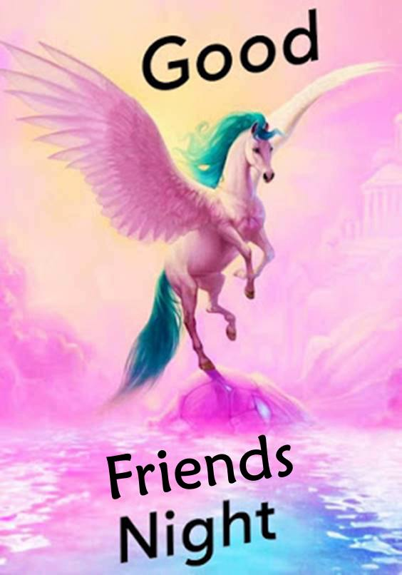friendship good night msg