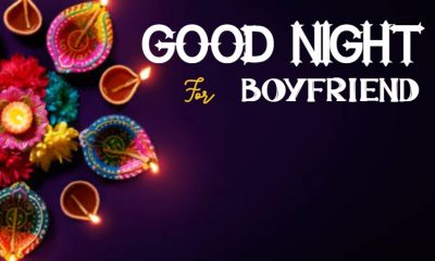 good night for boyfriend to romantic text for him